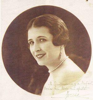 Teresa de la Parra Venezuelan novelist