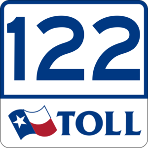 Fort Bend Parkway - Image: Texas Toll 122