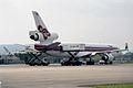"Thai Airways International McDonnell Douglas MD-11 HS-TME ""Pathumwan"" (28916066042).jpg"