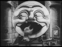 Ficheiro:The Astronomer s Dream 1898 aka The Moon at One Meter GEORGE MELIES La lune a un metre.webm