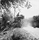 The British Army in Italy 1944 NA17144