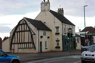 Chellaston Human settlement in England