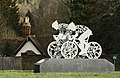 The Cycle Race Sculpture (geograph 6046287).jpg