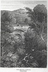 The Devils Bridge, Cardiganshire