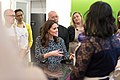 The Duke and Duchess Cambridge at Commonwealth Big Lunch on 22 March 2018 - 033.jpg