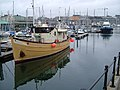 The Faithful in Sutton Harbour - geograph.org.uk - 270137.jpg
