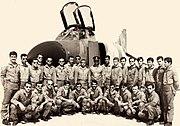 The First F-4D Phantom II Squadron of iran-1971