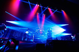 The Gazette (band) - The Gazette performing in 2015