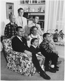 The George Bush family in 1964 in Houston - NARA - 186377.tif