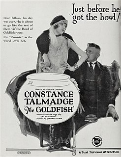 <i>The Goldfish</i> 1924 film