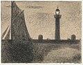 The Lighthouse at Honfleur MET DP359023.jpg