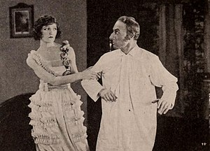 Arnold Lucy - With Constance Talmadge in The Love Expert (1920)