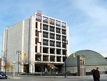 The Manitoba Museum and Planetarium, Winnipeg, Manitoba.JPG