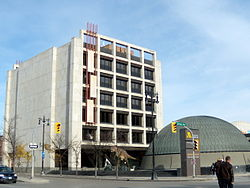 The Manitoba Museum and Planetarium, Winnipeg, Manitoba.JPG