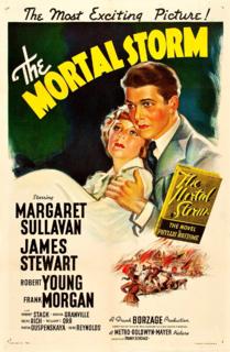 <i>The Mortal Storm</i> 1940 film by Frank Borzage