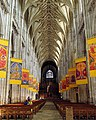 The Nave, Winchester Cathedral - geograph.org.uk - 188476.jpg
