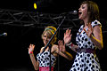 The Pipettes (Gwenno & Rose Pipette) at Ruisrock 2007.jpg