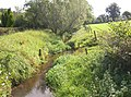 The River Coran, Laugharne - geograph.org.uk - 596526.jpg