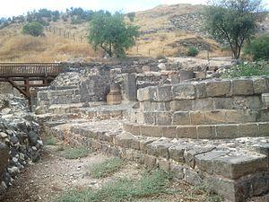 Tiberias - The Roman-Byzantine southern city gate