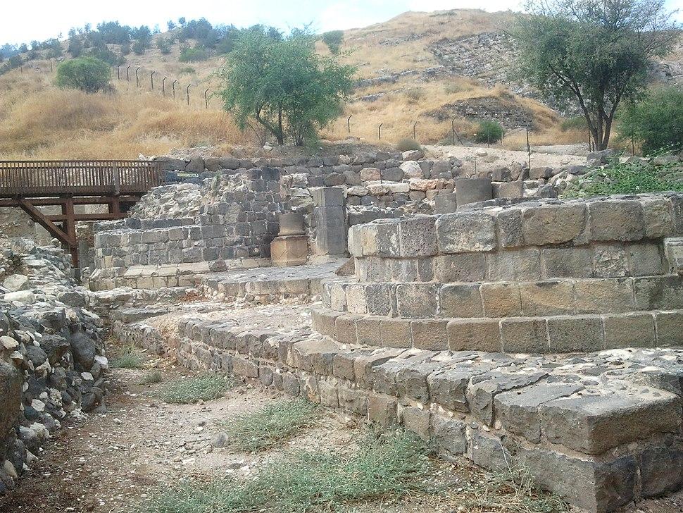 The Roman Gate - Tiberias (3)