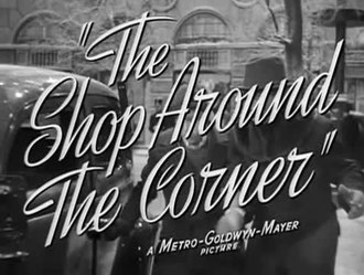 Fichier:The Shop Around the Corner trailer (1940).webm
