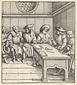 The White King's Council with the Captors, from Der Weisskunig MET DP834070.jpg