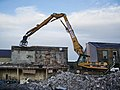 The demise of Queensway Mill, Clitheroe - geograph.org.uk - 656634.jpg