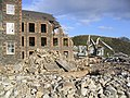 The demolition of the Lochcarron of Scotland Mill in Galashiels - geograph.org.uk - 279786.jpg