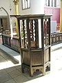 The pulpit at St Philip, Hawthorn Crescent - geograph.org.uk - 961578.jpg
