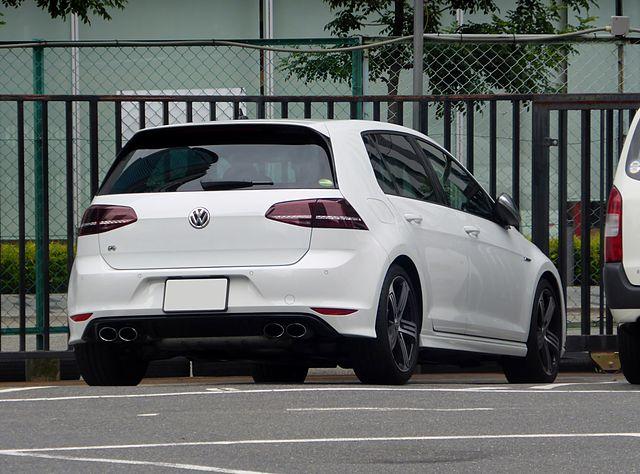 VW Golf R (Mk7)