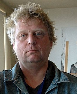 Theo van Gogh (film director) Dutch film director, writer and satirist (1957-2004)