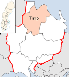 Tierp Municipality in Uppsala County.png