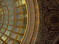 Tiffany Dome, Chicago Cultural Center, edge.JPG