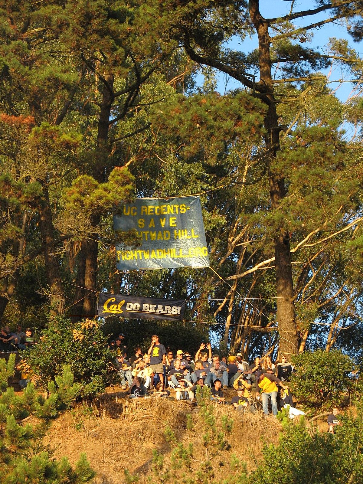 tightwad hill wikipedia