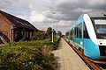 Tim, Denmark, Train Station 8599.JPG