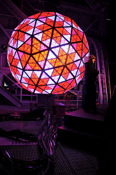 Times Square Ball 2010 - From Wikipedia, the free encyclopedia