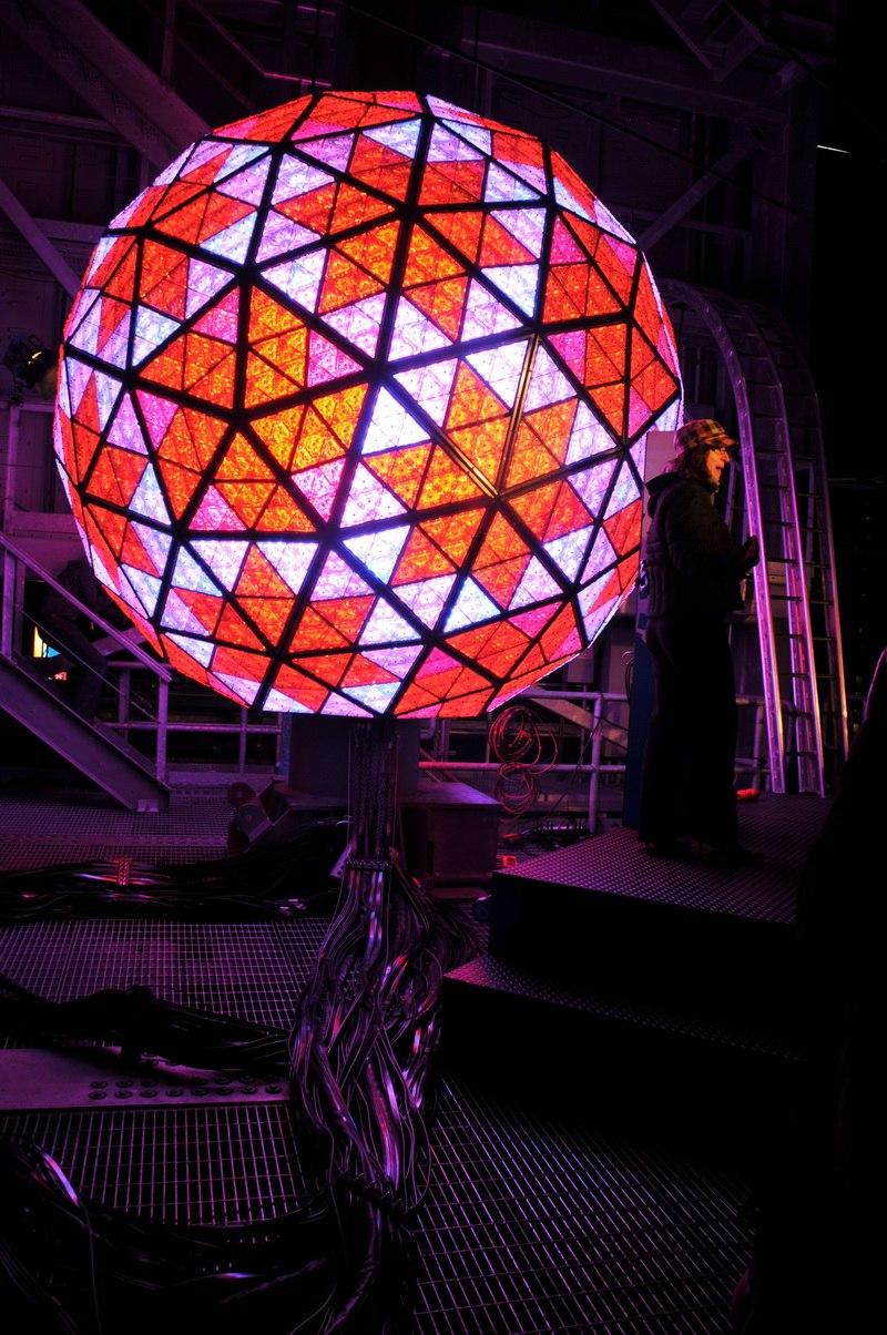 Times Square Ball 2010