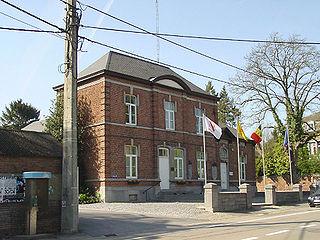 Tinlot Municipality in French Community, Belgium