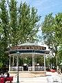 Toledo - Parque de la Vega - Quiosco de Música.JPG