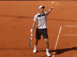 Tomáš Berdych - Berdych at the 2008 Hamburg Masters