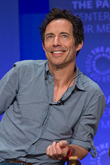 Tom Cavanagh at 2015 PaleyFest.jpg