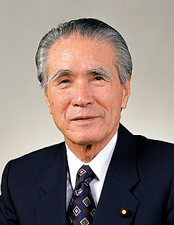 The 81st Prime Minister of Japan