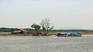 Tonlé Sap - Tonle Sap inhabitants