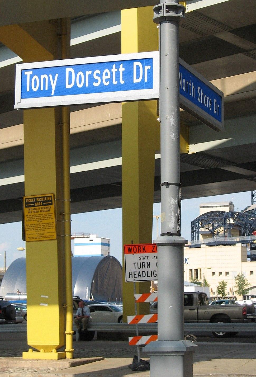 TonyDorsettDrive