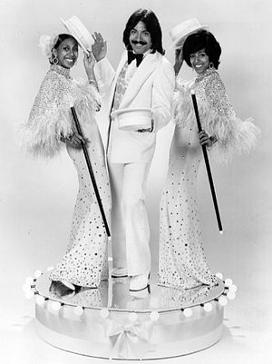 Publicity photo of the musical group Tony Orla...