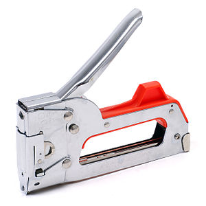 Morris Abrams - Arrow brand staple gun.
