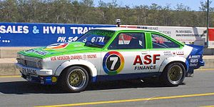 Australian Touring Car Championship - 1979 Champion Bob Morris (Holden Torana)