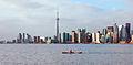 Toronto skyline toronto islands b.JPG