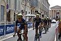 Tour d'Espagne - stage 1 - Orica scott.jpg