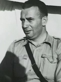 Meir Tobianski Israeli, wrongly executed for treason 1948, posthumously rehabilitated 1949